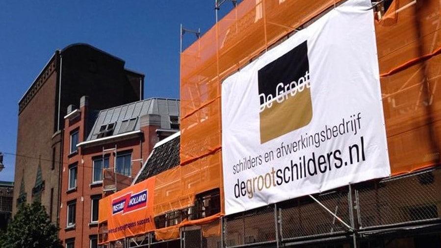 Schildersbedrijf in Alkmaar
